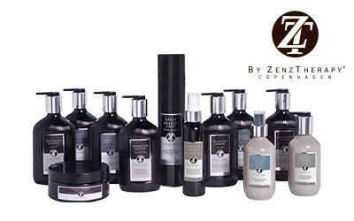 Læs om ZenzTherapy produkterne her