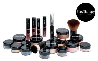 Læs om ZenzTherapy makeup produkterne her