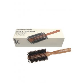 KEVIN.MURPHY ROLL.BRUSH MAHOGANY