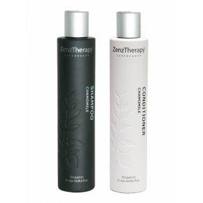 ZenzTherapy Chamomile Shampoo & Conditioner