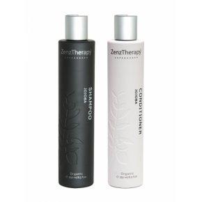 ZenzTherapy Jojoba Shampoo & Conditioner