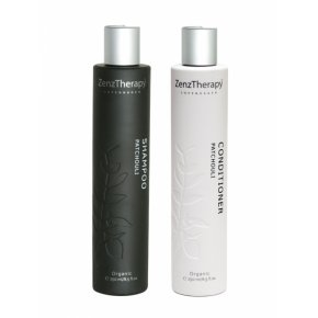 ZenzTherapy Patchouli Shampoo & Conditioner