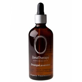ZenzTherapy OrangeLavender Treatment Oil