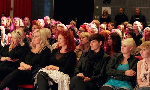 Artikel fra Hairmagazine.dk juni 2012
